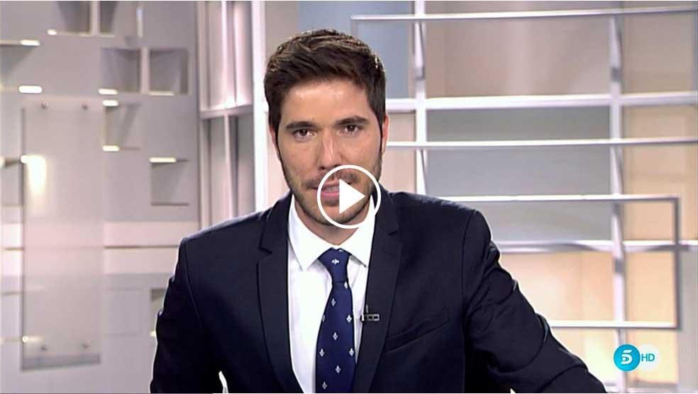 Los Deportes, con Pablo Pinto. informativostelecinco.com